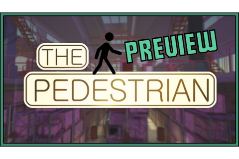 Indie Game Preview: The Pedestrian (Demo) (PC) | Armadura ...