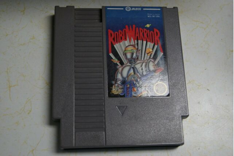 RoboWarrior NES Game | eBay