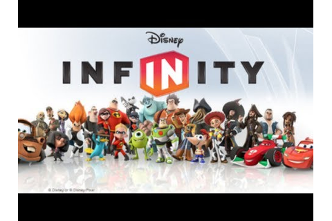 Disney Infinity Game/Characters Unboxing (Wii U) - YouTube