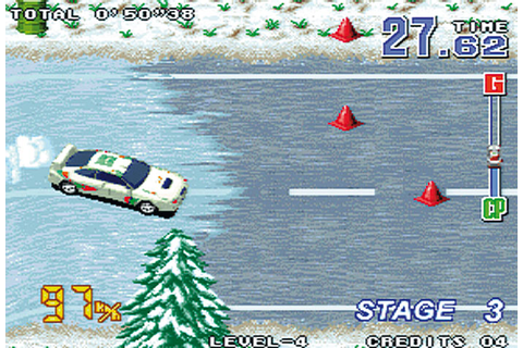 Neo Drift Out: New Technology - im Klassik-Test (Neo Geo ...