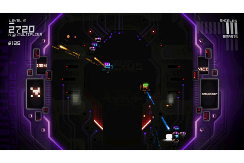 Ultratron Game | PS3 - PlayStation
