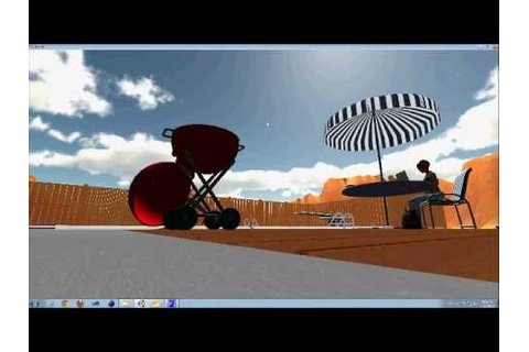 Dreams 3D Giantess Game - YouTube