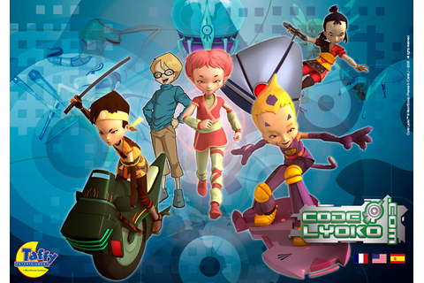 Code Lyoko | Code Lyoko Wiki | Fandom powered by Wikia