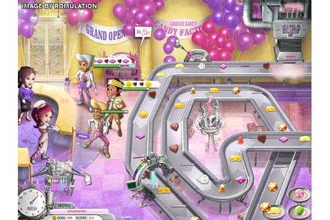 Candace Kane's Candy Factory (USA) Nintendo Wii ISO ...