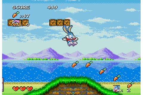 Tiny Toon Adventures: Buster's Hidden Treasure Review for ...