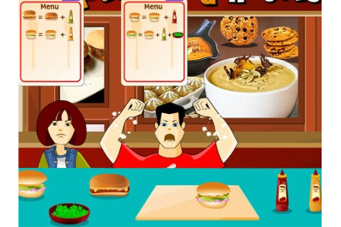 Fast Food Management. Games online.