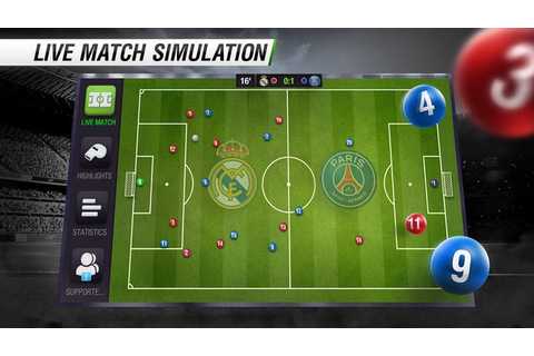 Top Eleven Be a Soccer Manager 2016 for PC - Free Download