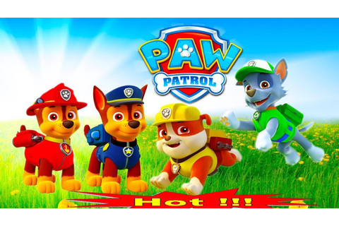 Paw Patrol Mission PAw - Summer Water Park Game Shimmer ...