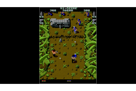 Arcade Archives IKARI WARRIORS Game | PS4 - PlayStation