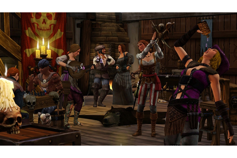 The Sims Medieval Pirates and Nobles [Online Game Code ...