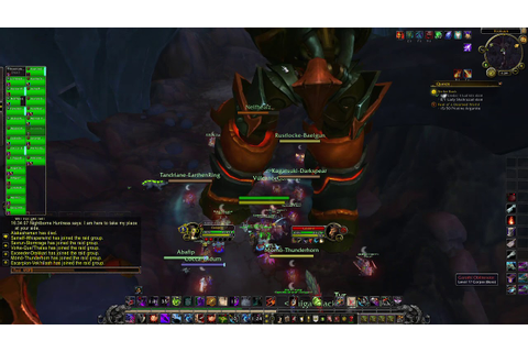 WoW | Garothi Obliterator Kill - YouTube
