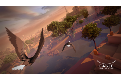 Buy Eagle Flight - PlayStation VR PSVR Digital Code ...