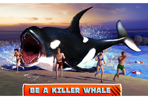 Killer Whale Beach Attack 3D - Android Apps on Google Play