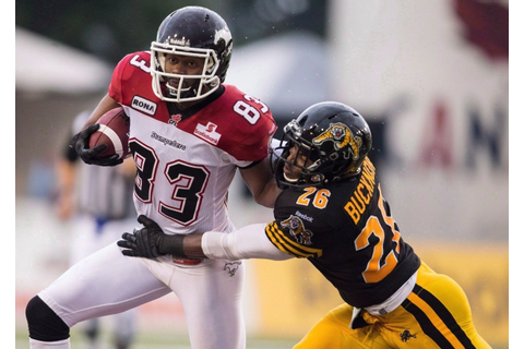 CFL receiver Romby Bryant signs one-day contract to retire ...