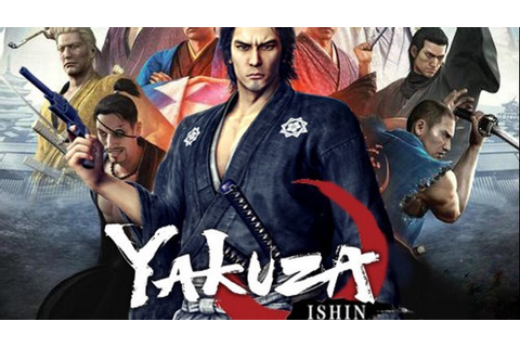 What Are Yakuza Ishin and Yakuza Kenzan and How to Get ...