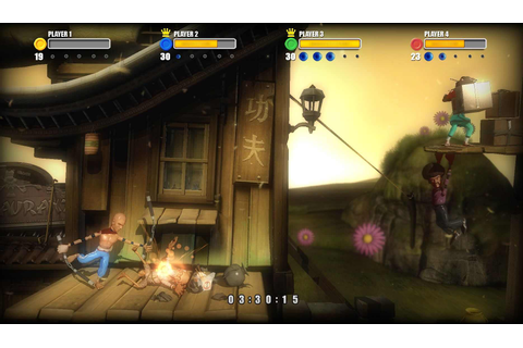 Rag Doll Kung Fu Download Free Full Game | Speed-New