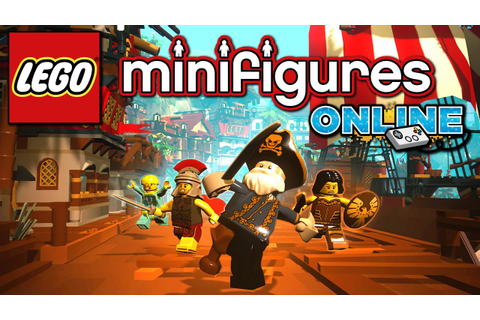 LEGO Minifigures Online PC Gameplay #1 [60FPS] - YouTube