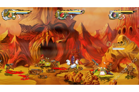 Dungeons: The Eye of Draconus - Download Free Full Games ...