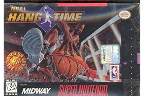 Amazon.com: NBA Hang Time: Video Games