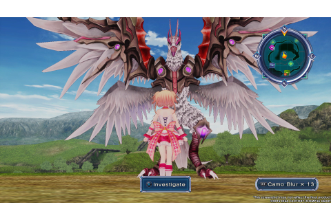 Omega Quintet (PS4 / PlayStation 4) News, Reviews, Trailer ...
