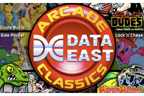 Review - Data East Arcade Classics for Wii - Infendo ...