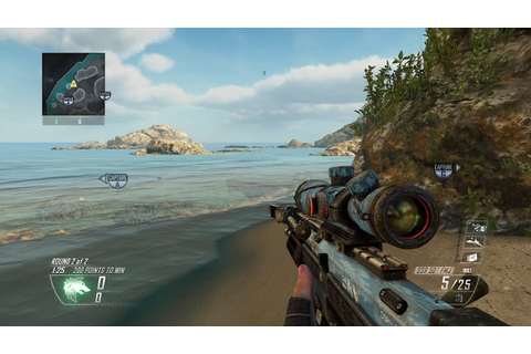 "BO2: New Map ""Cove"" Walkthrough! (Beautiful Island) - YouTube"