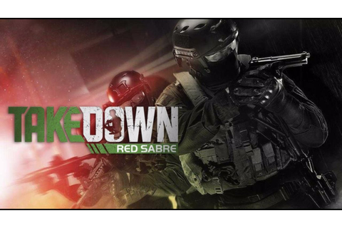 Gameplay TaKeDoWN Red Sabre MUOIO!!! - YouTube