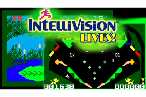 Intellivision Lives! ... (PS2) - YouTube