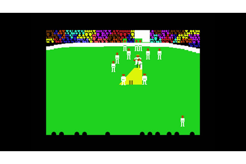 Arnie Armchairs Howzat Cricket Game - Commodore 64 (PAL ...