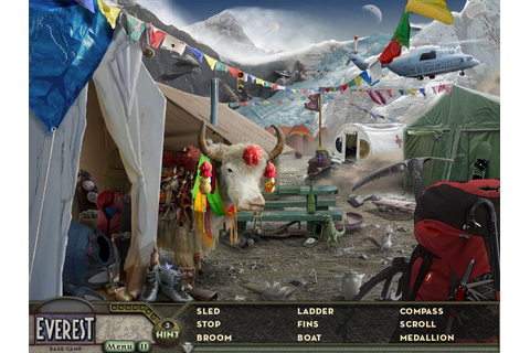 Hidden Expedition Everest - Hidden Object Games!