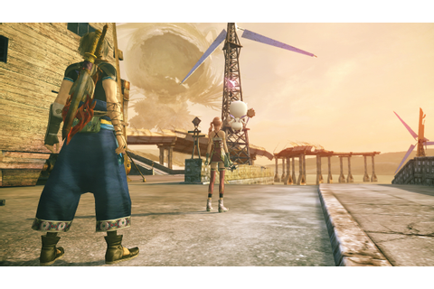 Final Fantasy XIII-2 - PlayStation 3 Review | Chalgyr's ...