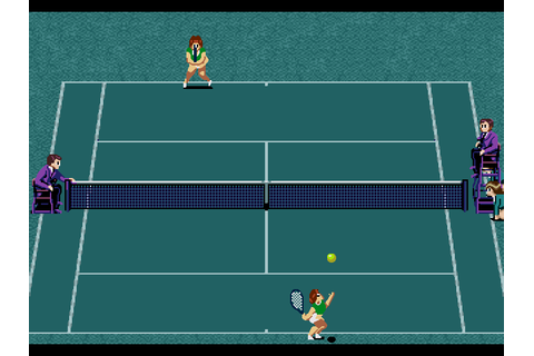 Jennifer Capriati Tennis Download Game | GameFabrique