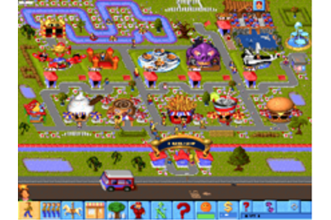 Theme Park (video game) - Wikipedia