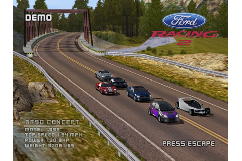 Ford Racing 2 - Full Version Game Download - PcGameFreeTop