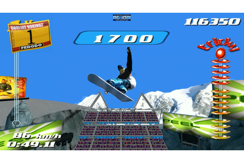 SSX TRICKY PC - 60fps - YouTube