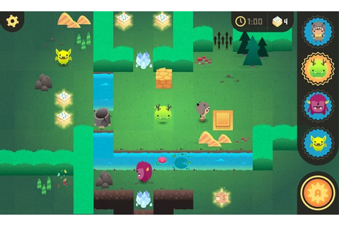 Design Week Spotlight: Guide to StumpQuest Indie Games ...