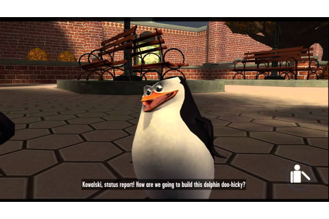 The Penguins of Madagascar Dr. Blowhole Returns Ch 9 - YouTube