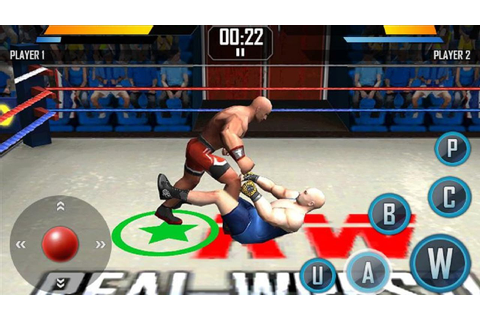Real Wrestling 3D Android Gameplay [HD] - YouTube