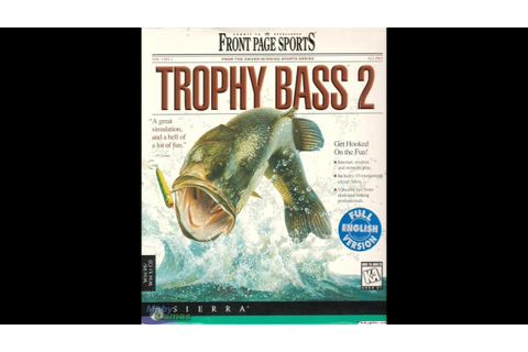 Trophy bass 2 - YouTube