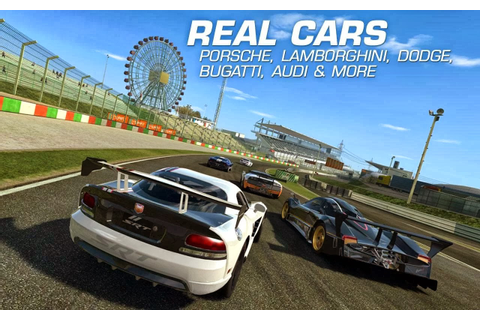 Real Racing 3 v1.4.0 APK | Android Apps