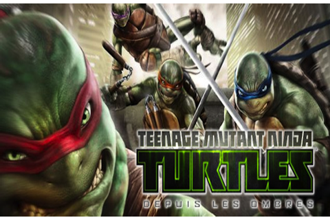 Les Solutions de Teenage Mutant Ninja Turtles : Depuis les ...