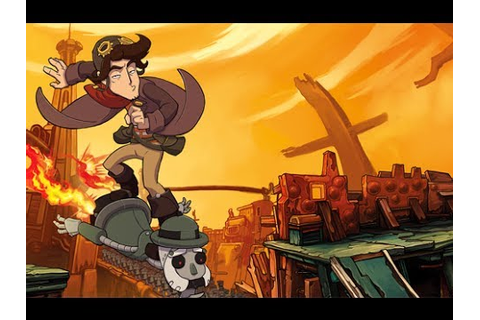 Goodbye Deponia trailer - YouTube