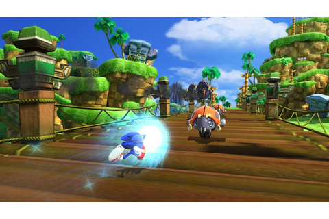 Amazon.com: Sonic Generations - Xbox 360: Sega of America ...
