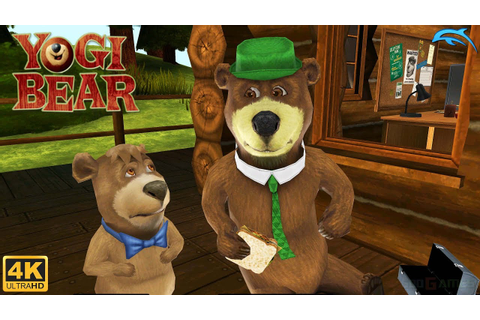 Yogi Bear: The Video Game - Wii Gameplay 4k 2160p (DOLPHIN ...