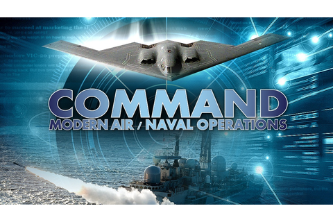 Command: Modern Air / Naval Operations WOTY | PC Steam ...