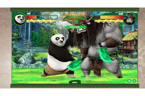 Kung Fu Panda Furious Fight Game Po Fun Baby Fun Fun ...