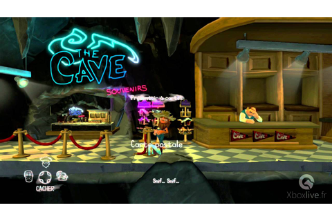 The Cave - Gameplay - Xbox 360 - YouTube