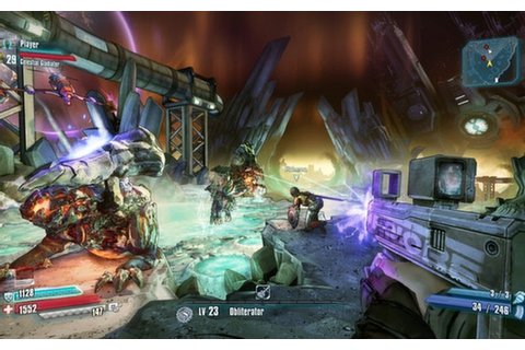 Borderlands: The Pre-Sequel on Steam - PC Game | HRK Game