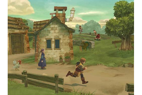 Radiata Stories Is One Funny RPG | WIRED