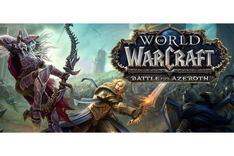Buy World of Warcraft: Battle for Azeroth Battle.NET PC ...